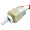 Center Shaft Gear Motor