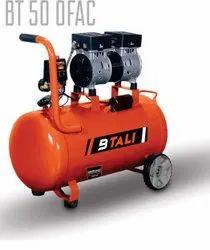Oil Free Air Compressor BT 50 OFAC Btali