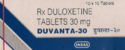 Duvanta Tablets