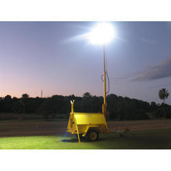 Mobile Emergency Lighting Tower