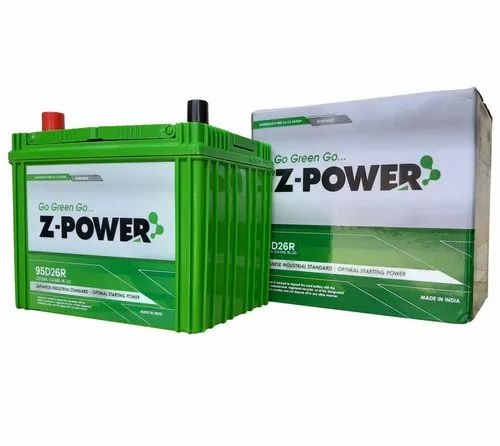 SMF Car Battery