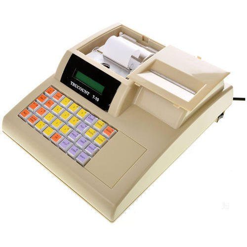 Trucount T10 Electronic Billing Machine, 12v