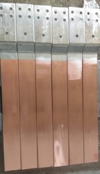Fabricated Copper Flat Busbars, Electric Grade: Astm B152, Thickness: 4 mm