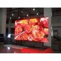 LED Screen Performance Stage