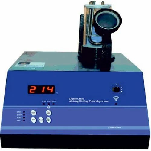 200 Ml Single Phase Digital Melting Point Apparatus, For Laboratory