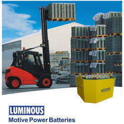 Luminous Traction Battery