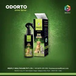 Enzyme based Odorto Spray 200 Ml - For Urine Odor & Stain Remover, Packaging Type: Bottle