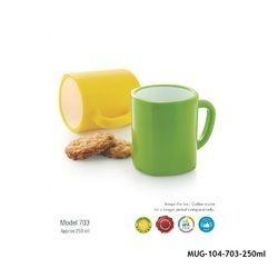 Plastics Coffee Mug-BPA Free-MUG-104