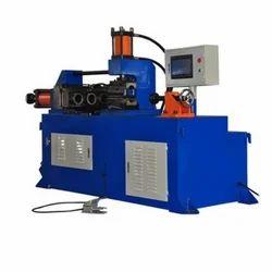 Semi Automatic Pipe Reducing Machine