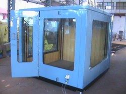 Portable Acoustic Operator Cabin