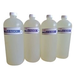 Liquid Bleach (NaOCl) Bottle, CAS No- 7681- 52-9