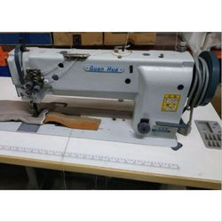 Automatic Leather Sewing Machine