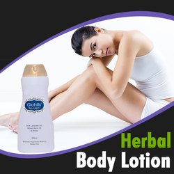 Herbal Skin Care Body Lotion - Smooth Skin, Pack Size: 200 Ml