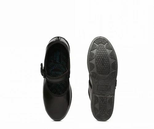 14879808c1e7 Paragon Black School Shoes For Girls