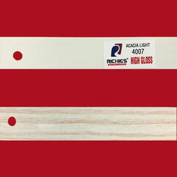 Acacia Light High Gloss Edge Band Tape