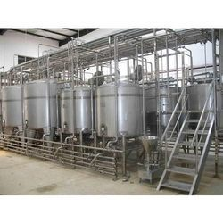 Dairy and Milk Processing Plant