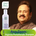 Rahul Phate's Ana Zoom Hair Cleanser Arginine-Pentothenate Shampoo