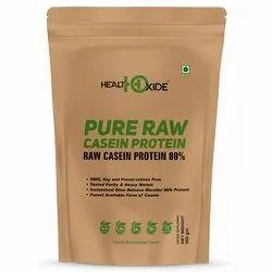 HealthOxide Pure Raw Casein Protein 500 gm
