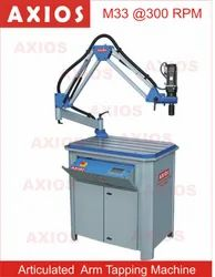 M33 Articulated Arm Tapping Machine