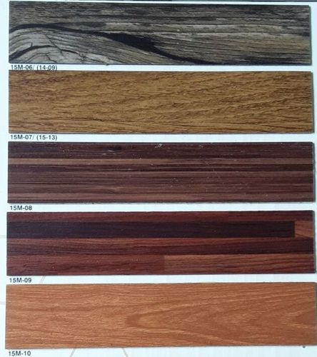 Pvc Floor Tile Thickness 0 5 Mm Rs 35 Square Feet Le