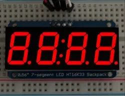 Seven Segment LED Displays - Common Anode & Common Cathode (All Colors & Sizes Available)