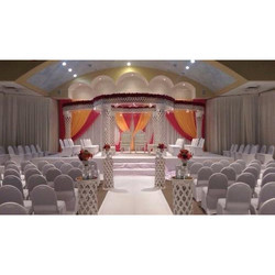 Plazo Mandap Decoration Services