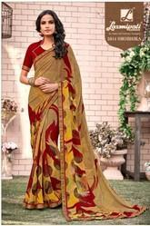 Printed Saree For Girls