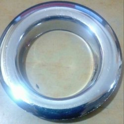 Jumbo Chrome Round Eyelet Ring With Washer