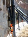 Retractable Tank Jacking System