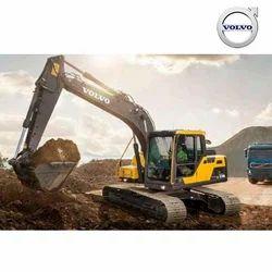 Volvo Large Crawler EC140DL Excavators