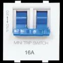 Press Fit One Modular MCB Switches