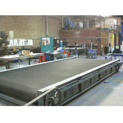 Slat Chain And Belt Conveyor System