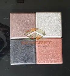 Sandblast Paver Block