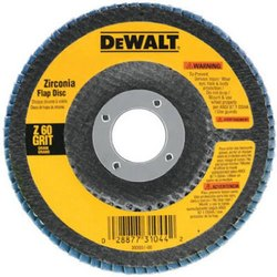 Emery Paper Type Black Flap Disc, Size: 4 & 5, A-80