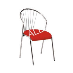 SS Red Dining Chair
