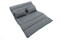 Floor Sofa Cum Bed - 120 Cm Wide - Grey