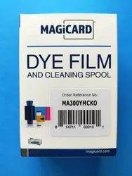 Magicard MA300YMCKO Color Printer Full Panel Ribbon