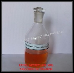 Ethyl Glyoxalate Solution