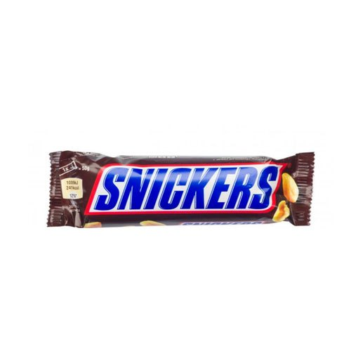 Plastic Wrapper Printed Plastic Snickers Chocolate