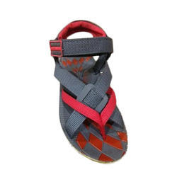 Mens PU Printed Sandal