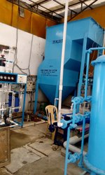 Vehicle Washing  Effluent Treatment Plant