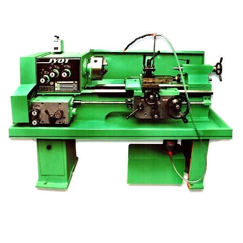Geared Lathe Machine