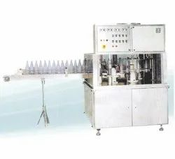 Automatic Bottle Rinsing, Filling And Capping Machine