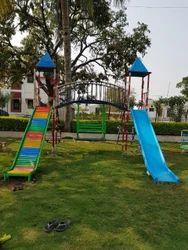 Jumbo Nursery Slide