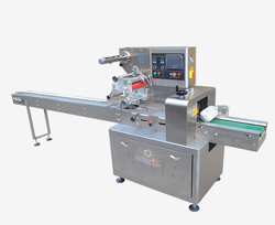 Micron Flow Wrapping Machine