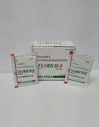 Sachet Racecadotril -15mg. & Lyophllized Saccharomyces Boulardii- 282.5 mg.