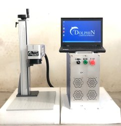 Industrial Moving Job Laser Marking Machine