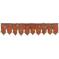 Pita Shree Hand Embroidered Toran