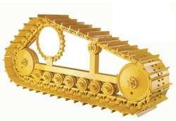 Caterpillar Track Chain