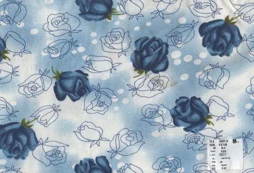 Matty Rose Printed Fabric